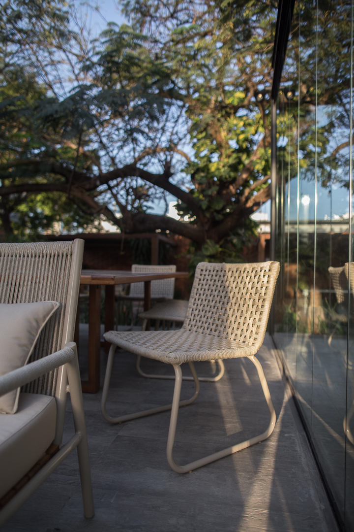 Tidelli - Casa Cor Paraíba 2017 - Tidelli - Casa Cor Paraíba 2017 - Poltrona Marina Bege