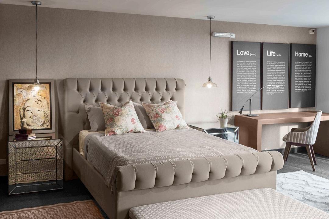 sierra-quarto-cama-cinza-capitonada