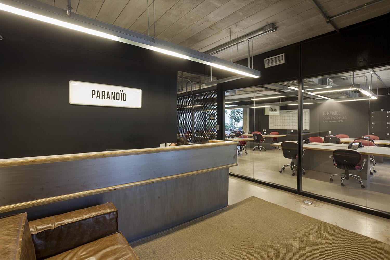 Projeto Paranoid