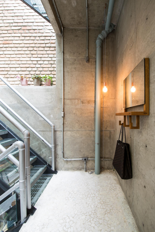 Projeto: Casa Vila Jardim: Espelho Loreto Cabideiro (Estudiobola)