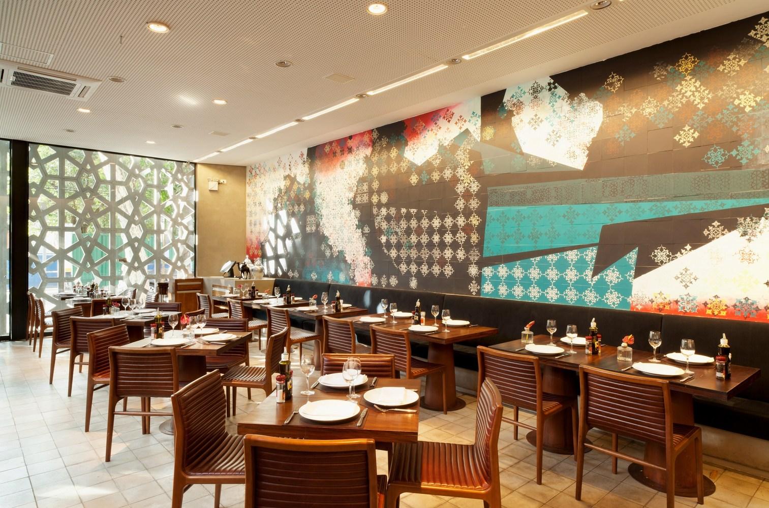 Projeto Restaurante Manish: Cadeira Allegro e Alba